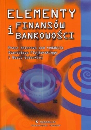 Okładka książki Elementy finansów i bankowości