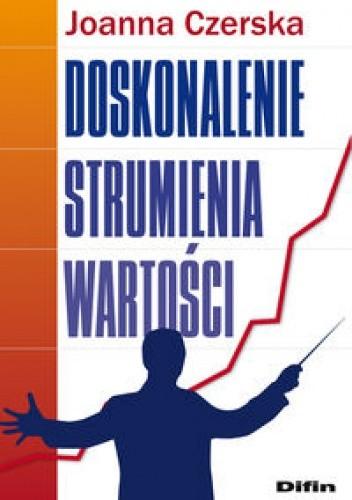 Okładka książki Doskonalenie strumienia wartości