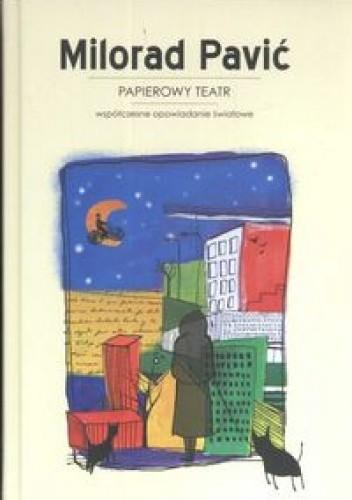 Okładka książki Papierowy teatr