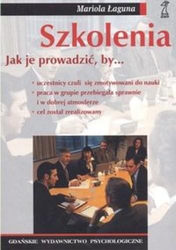 Okładka książki Szkolenia