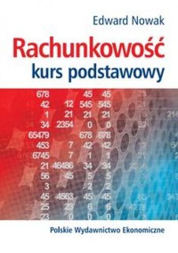 Okładka książki Rachunkowość Kurs podstawowy