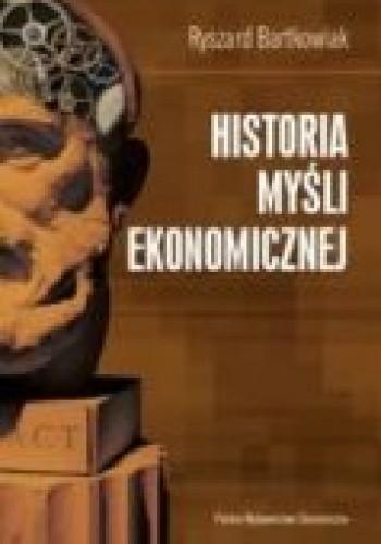 Okładka książki Historia myśli ekonomicznej