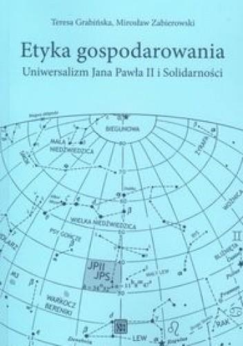 Okładka książki Etyka gospodarowania