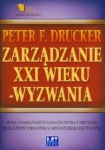 Okładka książki zarządzanie w xxi wieku - wyzwania