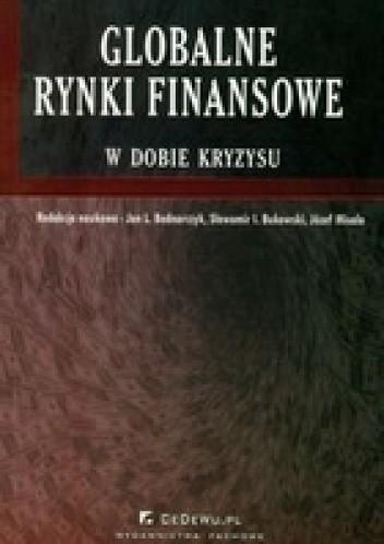 Okładka książki Globalne rynki finansowe