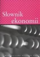 Słownik ekonomii
