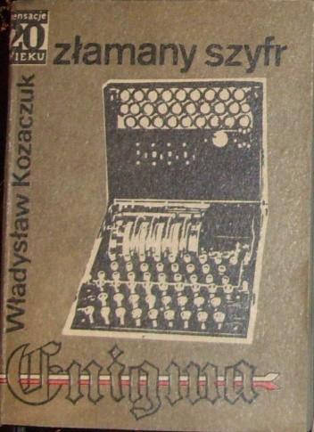Okładka książki Złamany szyfr