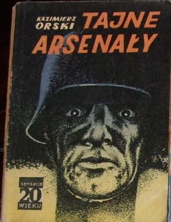 Okładka książki Tajne arsenały
