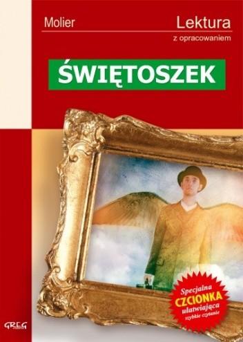 Okładka książki Świętoszek