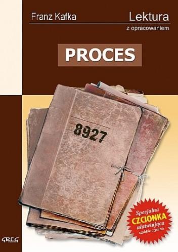 Okładka książki Proces