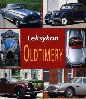 Okładka książki Oldtimery. Leksykon