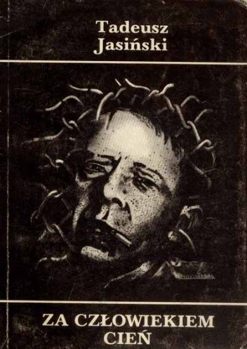 Okładka książki Za człowiekiem cień