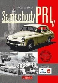 Okładka książki Samochody PRL-u