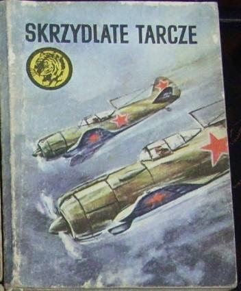 Okładka książki Skrzydlate tarcze