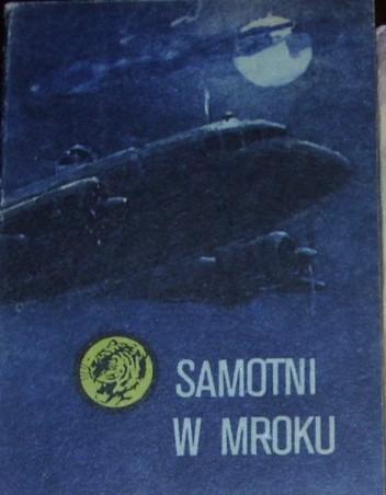 Okładka książki Samotni w mroku