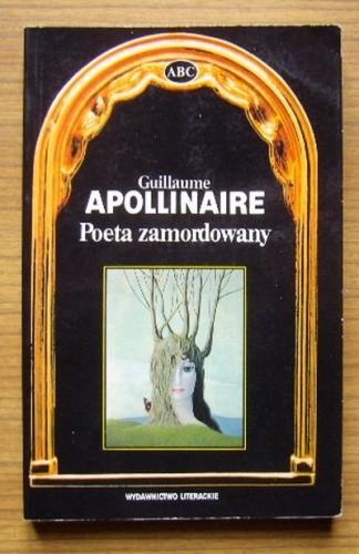Okładka książki Poeta zamordowany