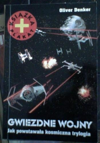 Okładka książki Gwiezdne wojny. Jak powstawała kosmiczna trylogia.