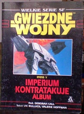 Okładka książki Imperium kontratakuje : album