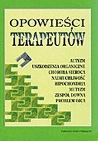 Okładka książki Opowieści terapeutów