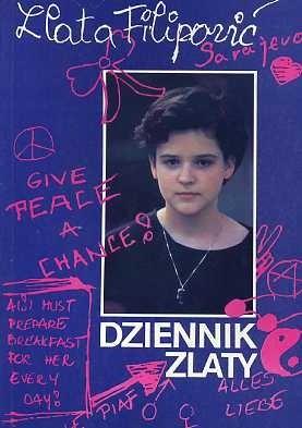 Okładka książki Dziennik Zlaty