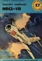 Samolot myśliwski MiG-15