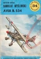 Samolot myśliwski Avia B.534