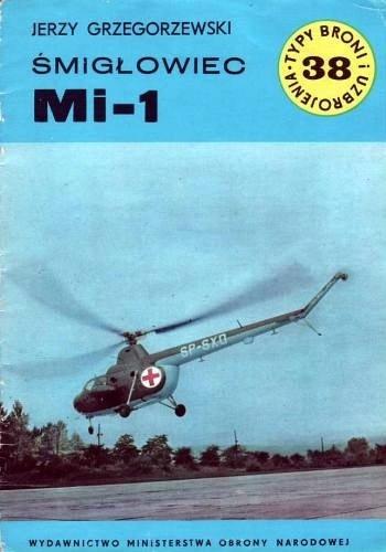 Okładka książki Śmigłowiec Mi-1
