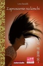 Okładka książki Zaproszenie na kimchi