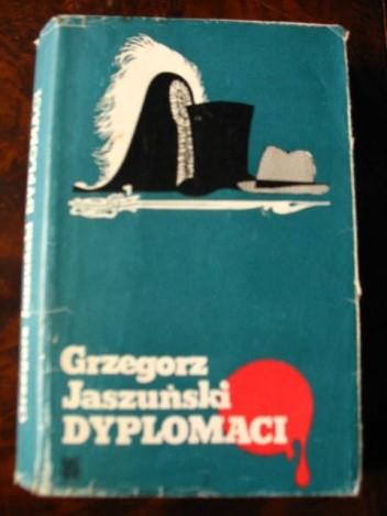 Okładka książki Dyplomaci