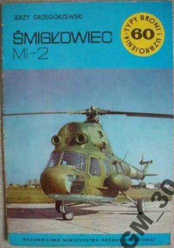 Okładka książki Śmigłowiec Mi-2