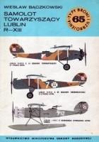 Samolot towarzyszacy Lublin R-XIII