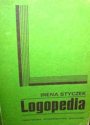 Okładka książki Logopedia