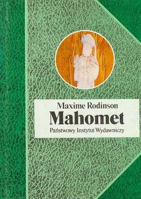Okładka książki Mahomet