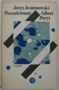 Okładka książki Poszukiwany Albert Peryt