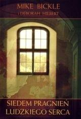 Okładka książki Siedem pragnień ludzkiego serca
