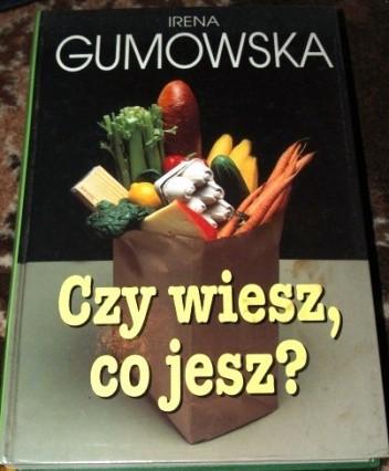 Okładka książki Czy wiesz, co jesz?