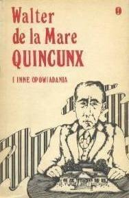 Okładka książki Quincunx i inne opowiadania
