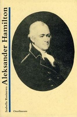 Okładka książki Aleksander Hamilton