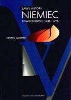 Okładka książki Zarys historii Niemiec powojennych 1945-1995