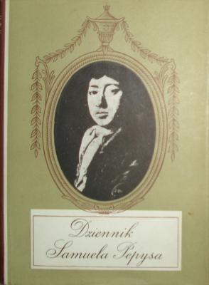 Okładka książki Dziennik Samuela Pepysa
