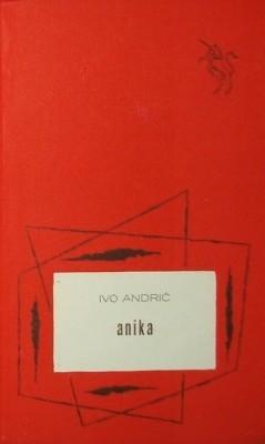 Okładka książki Anika