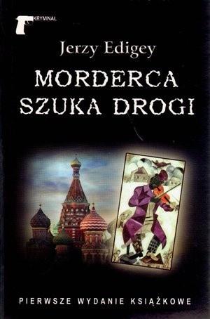 Okładka książki Morderca szuka drogi