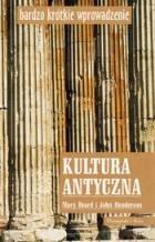 Okładka książki Kultura Antyczna