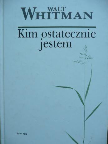 Okładka książki Kim ostatecznie jestem