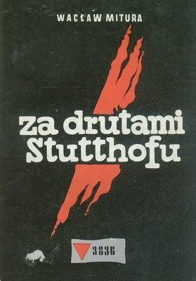 Okładka książki Za drutami Stutthofu