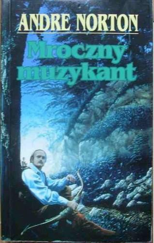 Okładka książki Mroczny Muzykant