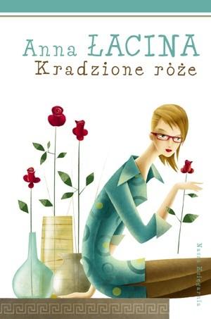 Okładka książki Kradzione róże