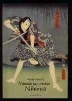 Okładka książki Miecze japońskie Nihonto