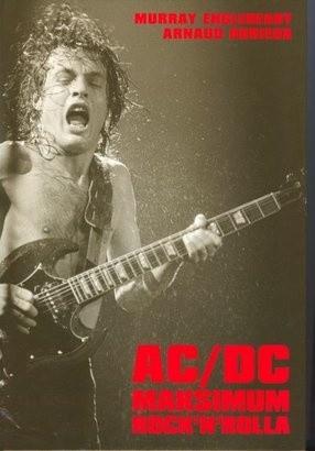 Okładka książki AC/DC - Maksimum Rock'N'Rolla