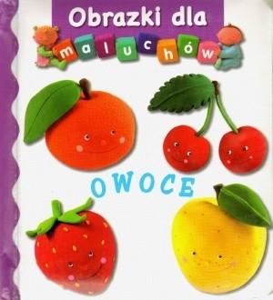 Okładka książki Obrazki dla maluchów. Owoce